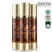 TOP 10 Private Label ARGAN OIL Hair Serum GMPC Factory:Argan Oil Hair Care Products