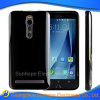 alibaba express soft plastic cell phone gel case for asus zenfone 2 ZE551ML 5.5inch