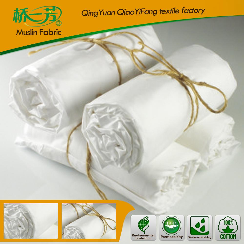 waterproof printed muslin textile cotton fabrics buy