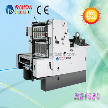 Heidelberg offset printing machine single color Phoenix • olx.co.za