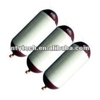 Type II CNG Cylinder Used for Taxies, Cars, Buses, Trucks