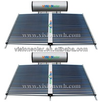 Most Economical Concentrated Vacuum Tube Solar Collector