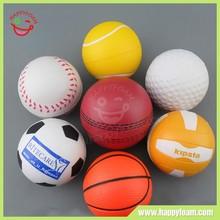 MINI Stress balls promotional basketball