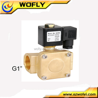 China Manufacture 24vdc electronic control water valve