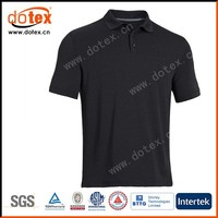 2015 moisture wicking man golf sports dri fit polyester polo shirt