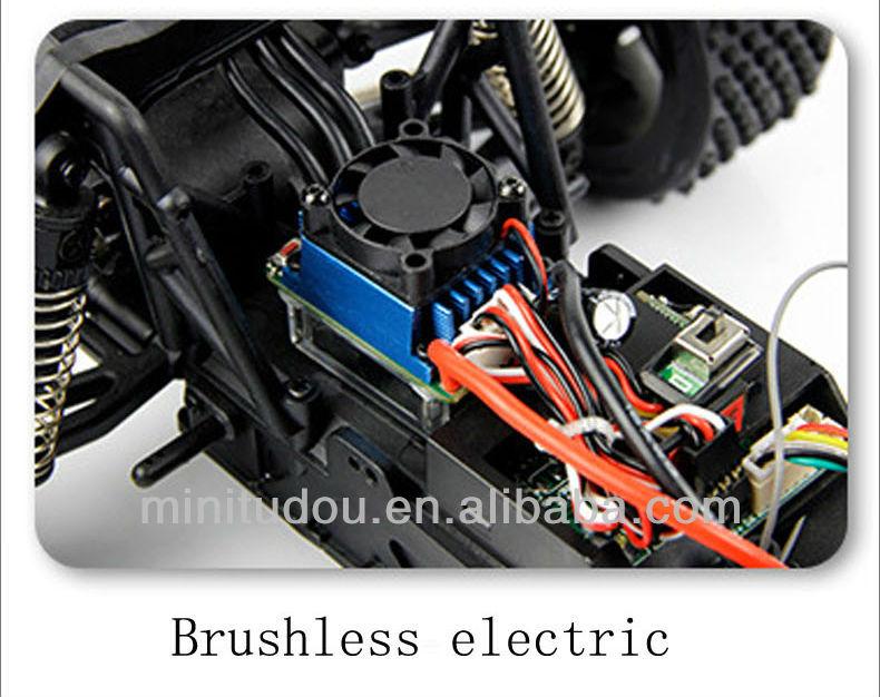 Brushless Motor rc Truck Trucks Brushless Motor Car