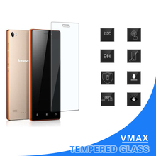 Mobile phone accessories screen protector / ultra clear tempered glass screen protector for lenovo vibe x2 protective film