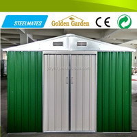 Home&garden used outdoor galvanized structural design warehouse