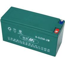 16V20AH maintenance free accumulator harley davidson part
