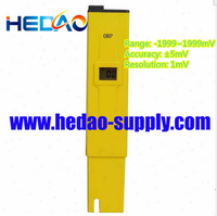 2015 high accuracy Combination pH ORP Tester meter orp