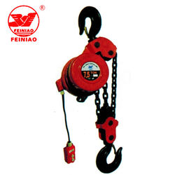 construction chain block and tackle from China get CE&GS