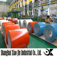 Color coated steel coil/pre painted g40 galvanized steel coil/Color Coated Corrugated Metal House Roofing Sheet DX51D/ASTMA/PPGI