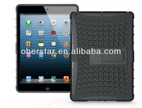 for iPad mini 2 with retina Heavy Duty Shock Proof Hard Case Stand Cover Free Screen Protector