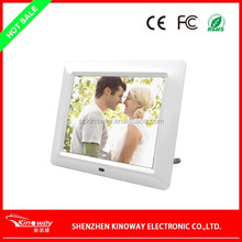 2015 Hot Sale 7 Inch Screen 1GB Memory HD Digital Photo Frame for wedding/family