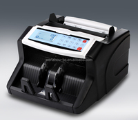 New High Cost-Performance UV+MG+IR+DD+MT DMS-680T Bill Counter Currency Note Counting Machine With Counting and Detecting