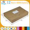 Eco-friendly brown kraft paper box for food Wholesale