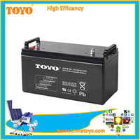 For solar system deep cycle battery 12v 100ah AGM Battery