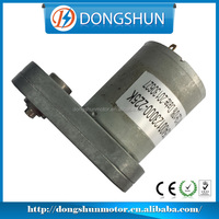 DS-65SS3540 24v low rpm permanent magnet geared motors for sale