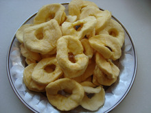 Sliced Shape and Sweet Taste Dried apple rings