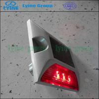 super bright lights Traffic Security led solar cat eyes aluminum solar road stud