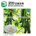 Los productos hechos de los recursos naturales extracto de mucuna pruriens 10%- 99% l- dopa
