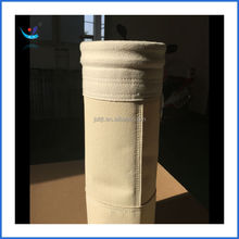 High temperature resistant PPS mix PTFE dust filter bag for power plant