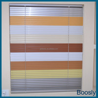25mm Hollow motorized venetian blinds/curtains