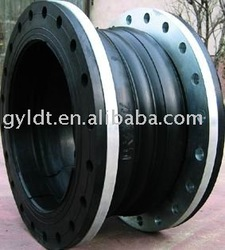 Flexible Double Ball Rubber Expansion Joints
