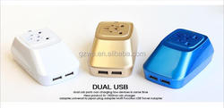 Walmart gold supplier wonplug patent 2015 hot sale popular travel charger uk