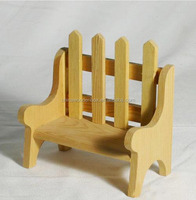 2015 new style handmade wooden mini furniture toys