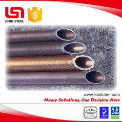 Smart refrigeration fin copper tube marine heat exchanger