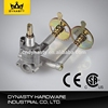 Gas heater element nozzle delivery bbq stove control valve