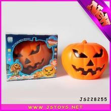 new arrival plastic pumpkin