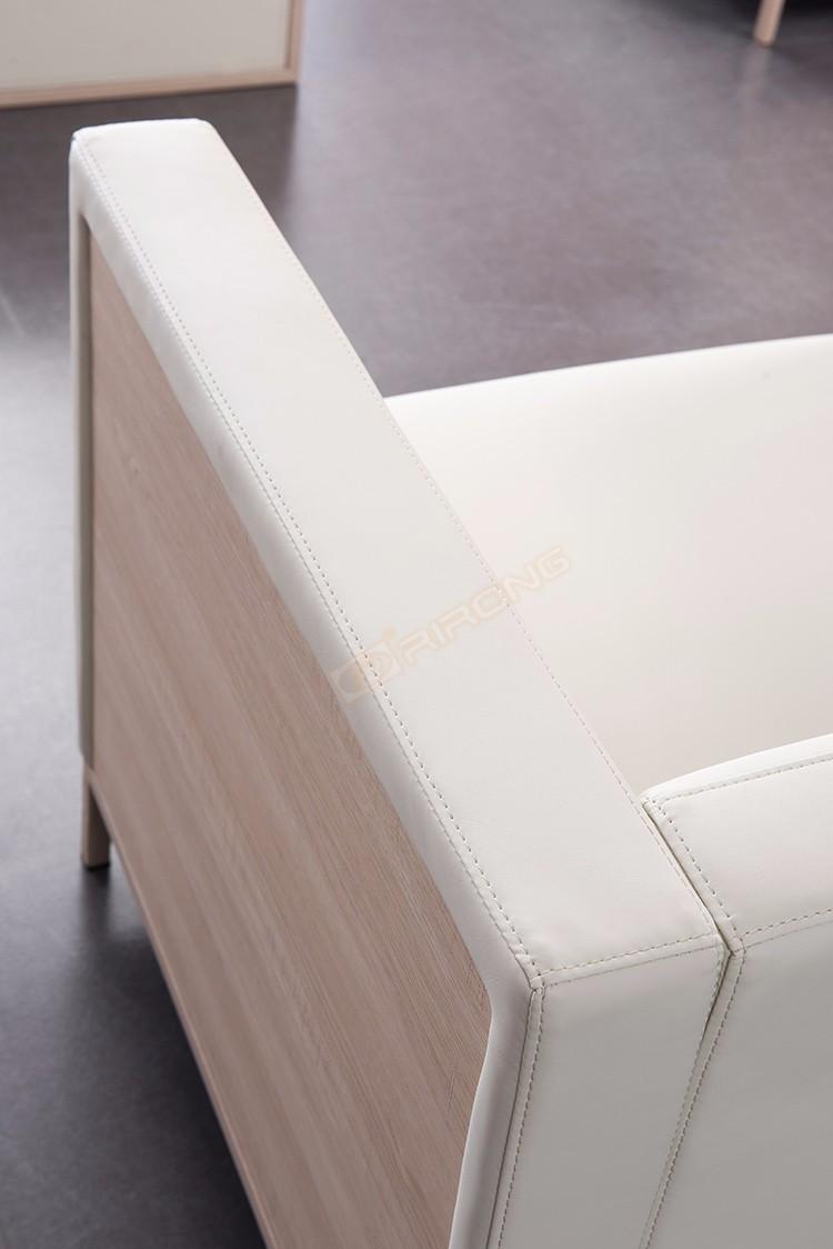 유럽 스타일의 거실 가구 새로운 모델 흰색 나무 가죽 사무실 ...