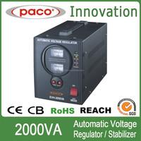 car voltage regulator 2kw/car voltage stabilizer 2000va with Digital Circuit