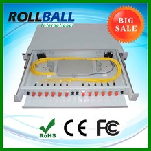 Factory supply high quality st fiber patch panel