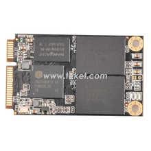 mSATA 3.0 SSD 120GB 128GB, mini hard disk fast speed industrial mini PCIe SSD for mini PC, IPC, desktop/laptop,Server