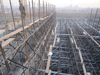 Ring Lock Steel Scaffold for Construction