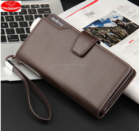 pu leather long size men wallets /Guangzhou men wallets