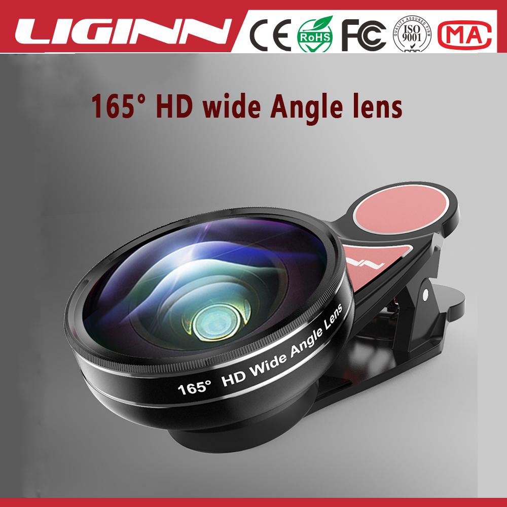 LIGINN phổ clip professional 13 mét HD góc rộng điện thoại di động camera lens đối với iphone nikon điện thoại thông minh