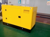 Hot sale!! 20kw generator weather protection with CE certificate