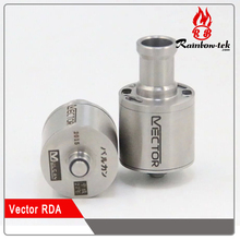 Alibaba express mini mad hatter rda /mini kennedy v2 /PEEK insulator vector v2 rda on sales