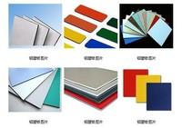 aluminum composite panel / interior design acp panel / aluminum cladding material wall cladding