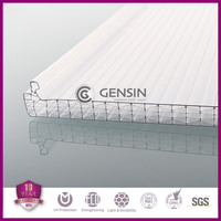 multi-wall polycarbonate sheet/polycarbonate panel/polycarbonate 16mm