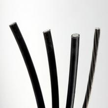 0.6/1KV PE/XLPE insulated cable ABC, aluminum service drop wire
