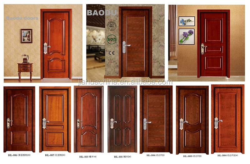 Luxury Interior Wooden Door Modern Wood Designs Office Solid