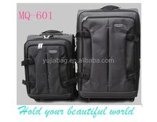 Hot sell high quality luggage trolley/travel luggage