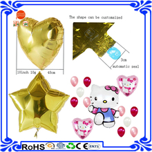 new arrival happy foil balloons for birthday party