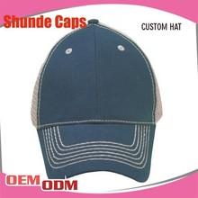 New Wholesale Hats Custom 6 Panel Baseball Cap Mesh Trucker Caps