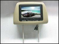 7'' car headrest monitor for DVD player